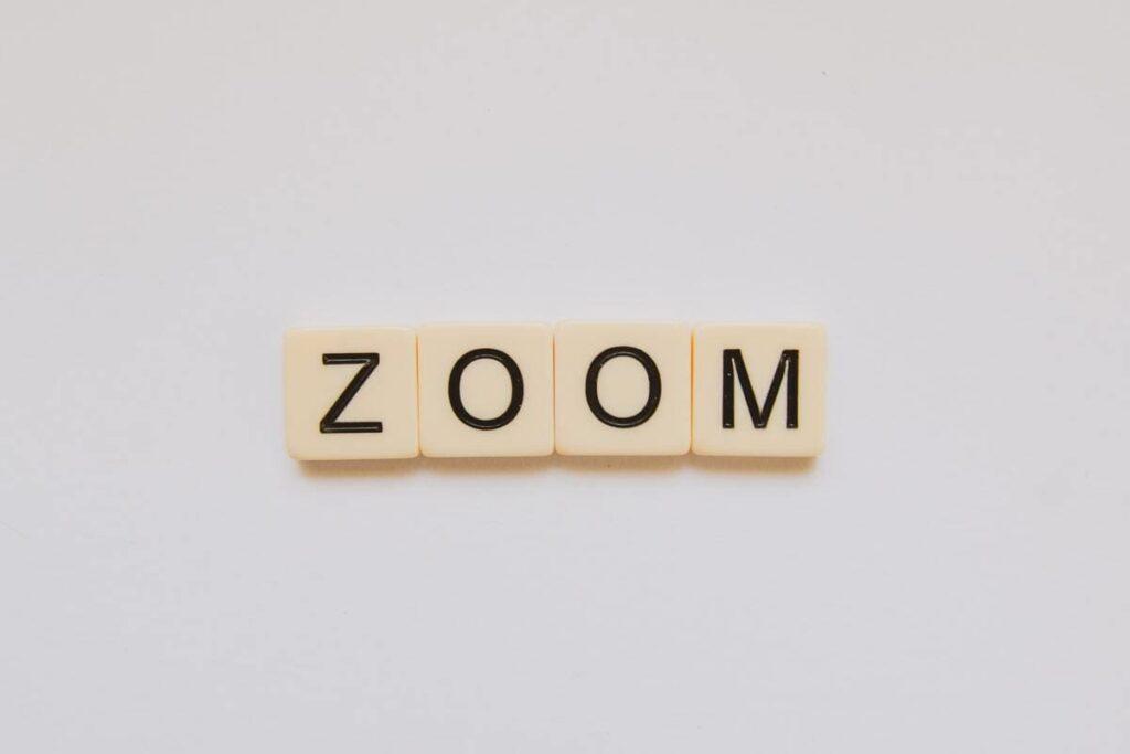 ZOOMのブロック